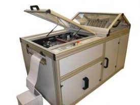 Rupteur Plieur Scelleur FACEM C9500